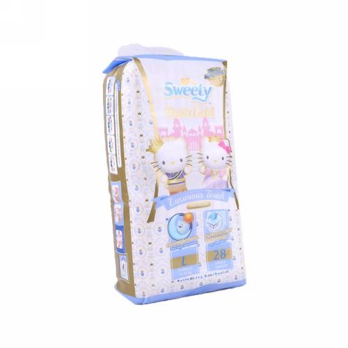 SWEETY PANTZ GOLD POPOK CELANA UKURAN L PACK 28 PCS