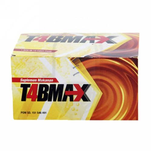 T4BMAX STRIP 10 TABLET