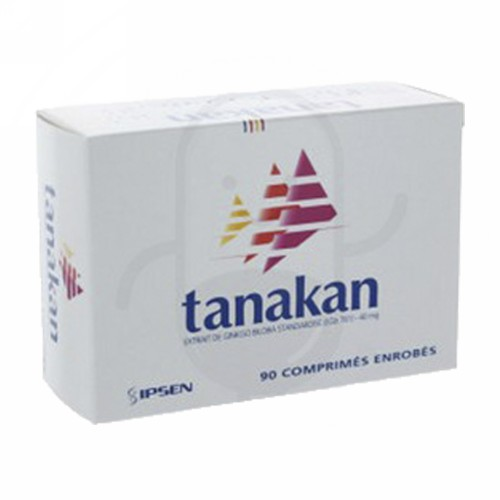 TANAKAN BOX 30 TABLET