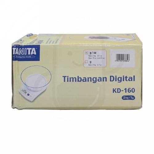 TANITA TIMBANGAN KUE 2 KG KD-160