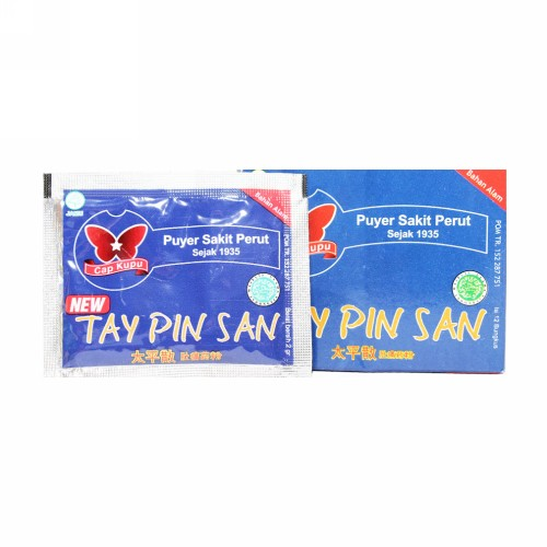 TAY PIN SAN CAP KUPU-KUPU BOX 12 PCS