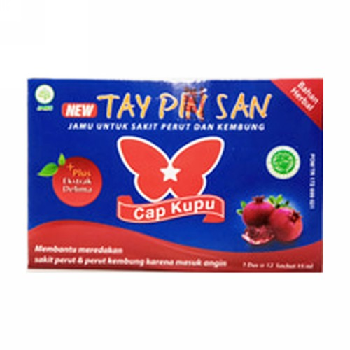 TAY PIN SAN PLUS BOX 5 SACHET