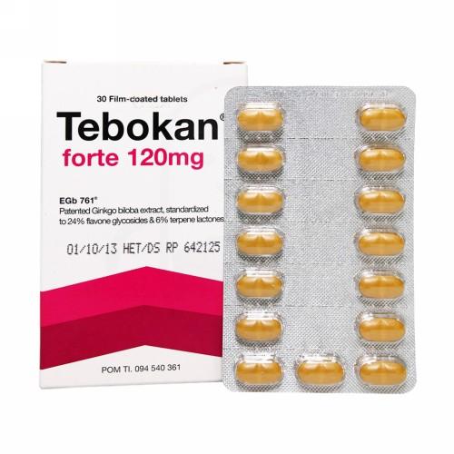 TEBOKAN FORTE BOX 30 TABLET