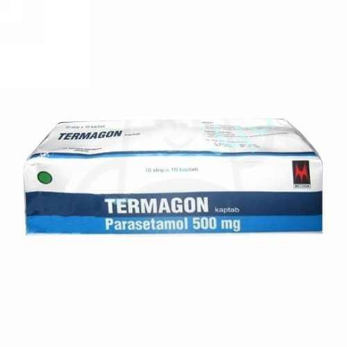 TERMAGON 500 MG KAPLET STRIP