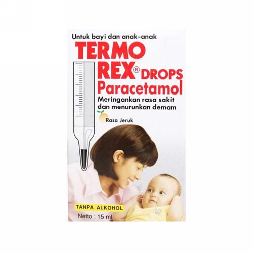 TERMOREX BABY DROPS 15 ML
