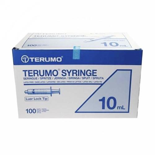 TERUMO SYRINGE 10 CC