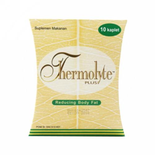 THERMOLYTE PLUS BOX 10 KAPLET