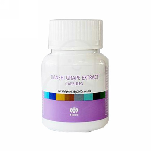 TIANSHI GRAPE EXTRACT BOX 60 KAPSUL