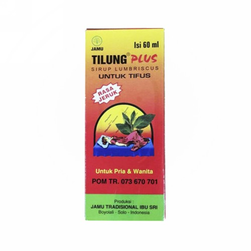 TILUNG SIRUP 60 ML