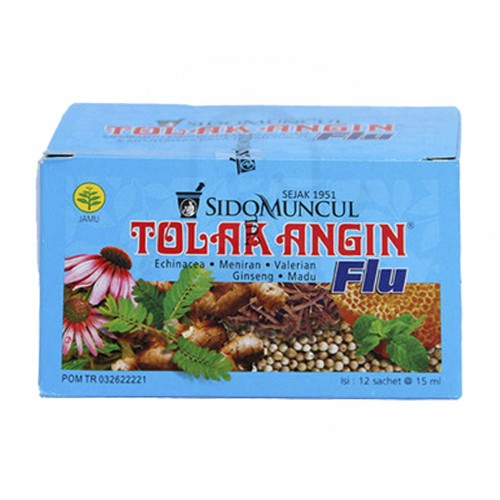 TOLAK ANGIN FLU BOX 12 PCS