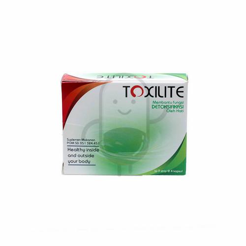 TOXILITE BOX 12 KAPSUL