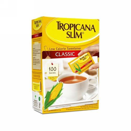 TROPICANA SLIM CLASSIC BOX 100 GRAM