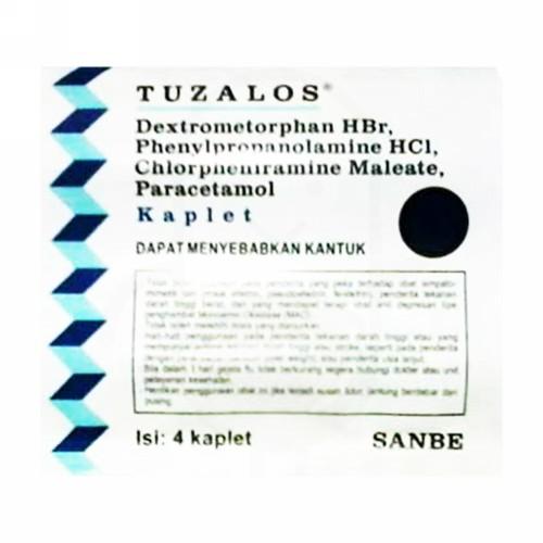 TUZALOS STRIP 4 KAPLET