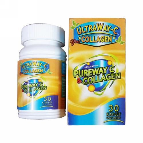 ULTRAWAY C PLUS COLAGEN BOX 30 KAPSUL