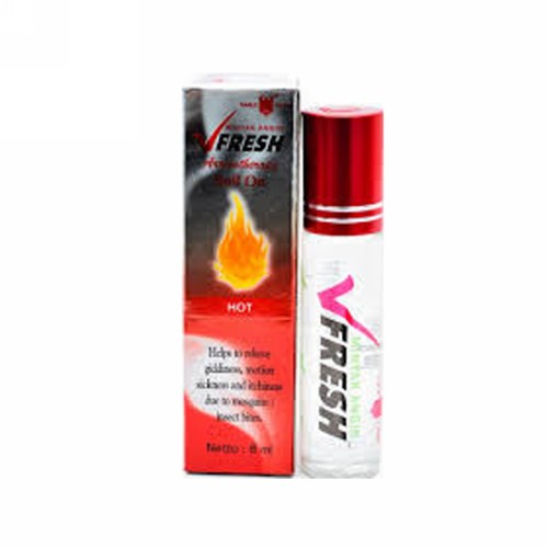 VFRESH AROMATERAPHY HOT 4 ML