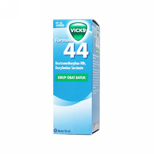 VICKS FORMULA 44 SIRUP 54 ML