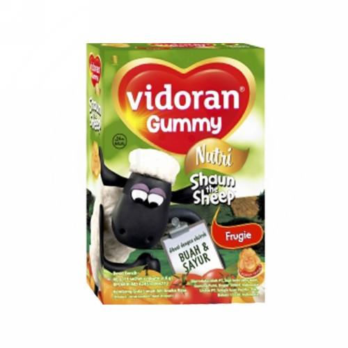VIDORAN GUMMY FRUGIE BOX
