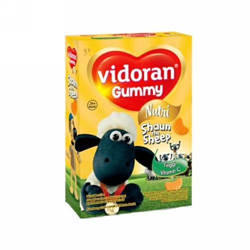 VIDORAN GUMMY VITAMIN C BOX