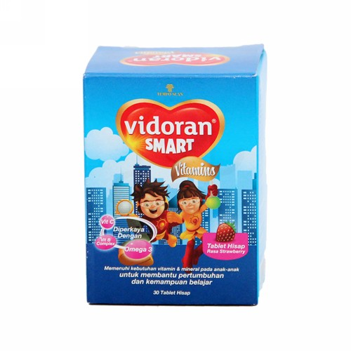 VIDORAN SMART BOX 30 KAPLET