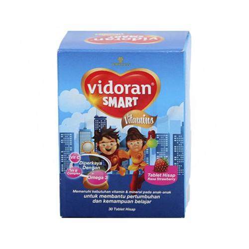 VIDORAN SMART PLUS SIRUP 60 ML