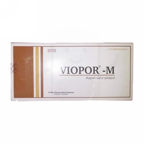 VIOPOR - M FORTE STRIP 6 KAPLET