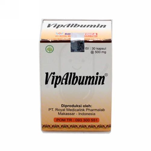 VIPALBUMIN BOX 30 KAPSUL