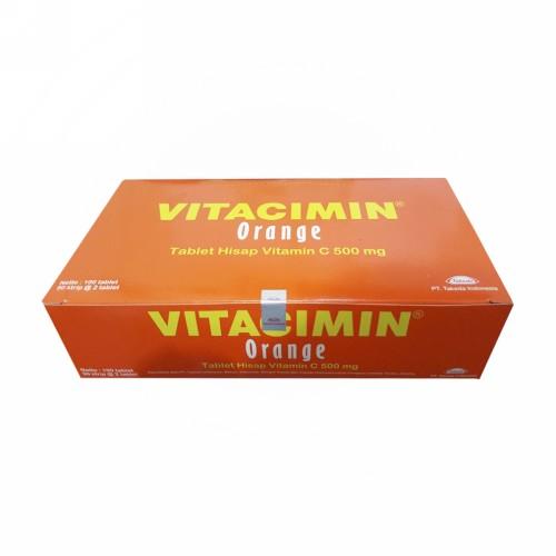 VITACIMIN ORANGE BOX 100 TABLET