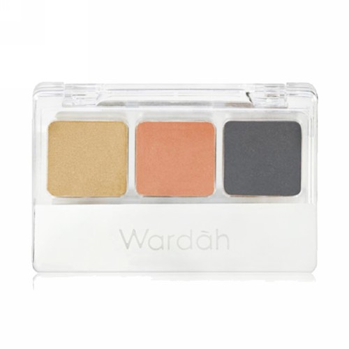 WARDAH EYE SHADOW A 3,3 GRAM