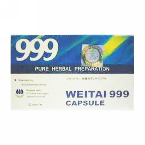 WEI TAI 999 BOX 12 KAPSUL