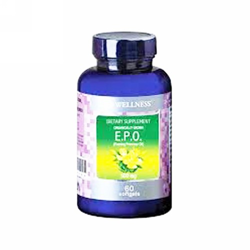 WELLNESS EPO 500 MG BOX 60 SOFTGEL