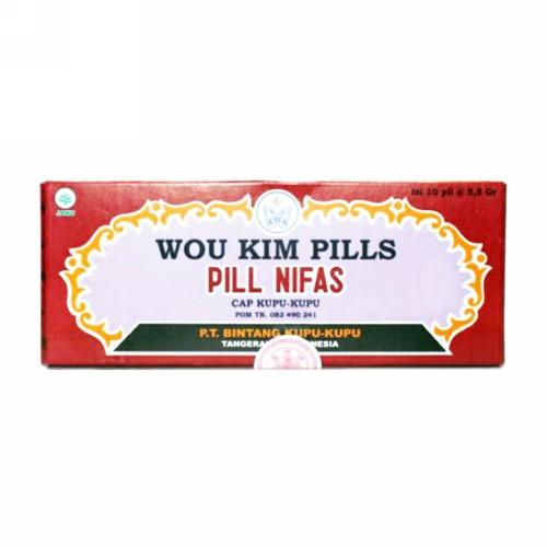 WOU KIM PILLS BOX 10 BOTOL