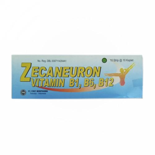 ZECANEURON BOX 100 KAPLET