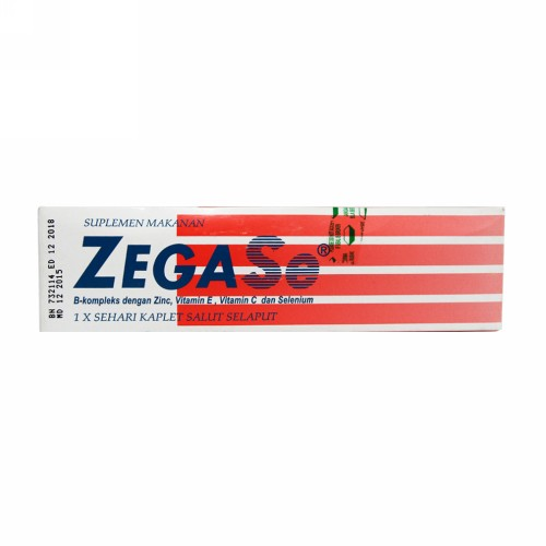 ZEGASE STRIP 10 TABLET