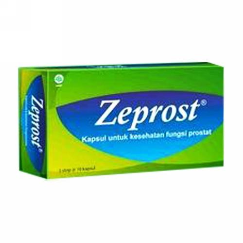 ZEPROST BOX 30 KAPSUL