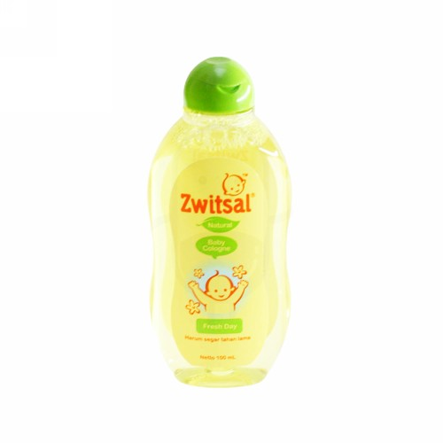 ZWITSAL BABY COLOGNE FRESH NATURAL DAY 100 ML BOTOL