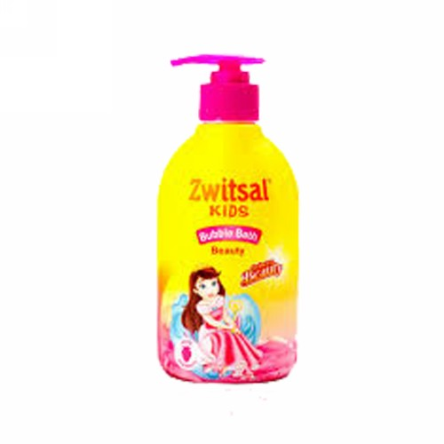 ZWITSAL KIDS BUBBLE BATH BEAUTY STRAWBERRY 280 ML BOTOL