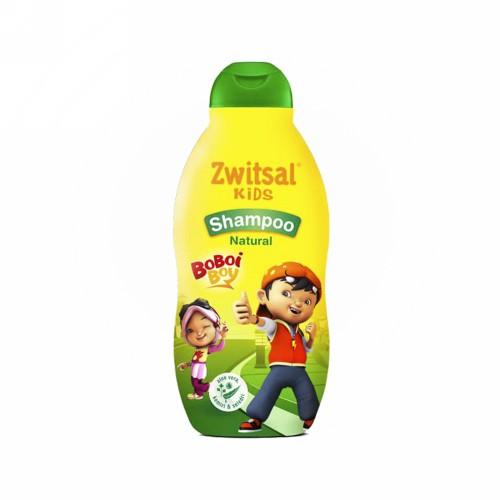 ZWITSAL KIDS SHAMPOO ACTIVE TUTTI FRUTTI GREEN 180 ML BOTOL