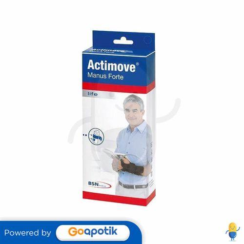 ACTIMOVE MANUS FORTE UKURAN L/XL KIRI