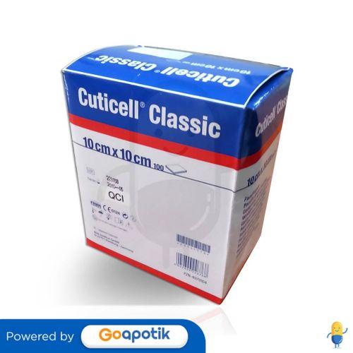 CUTICEL CLASIC 10X10 CM