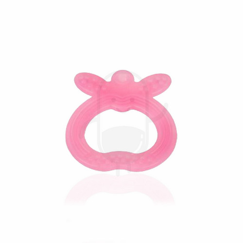 FARLIN SOOTHER / TEETHER SILICONE GUM PINK