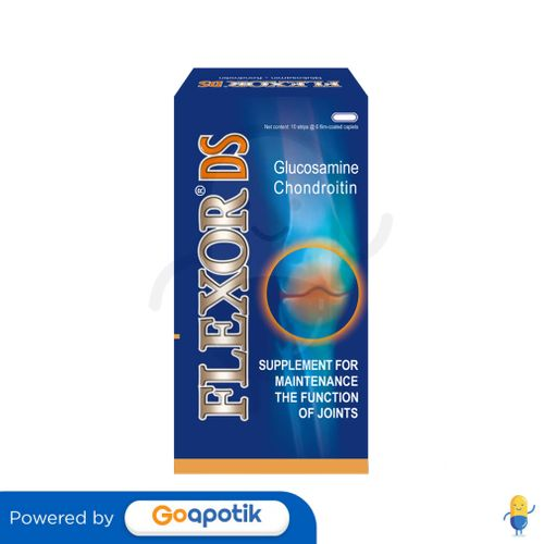 FLEXOR-DS BOX 60 KAPLET