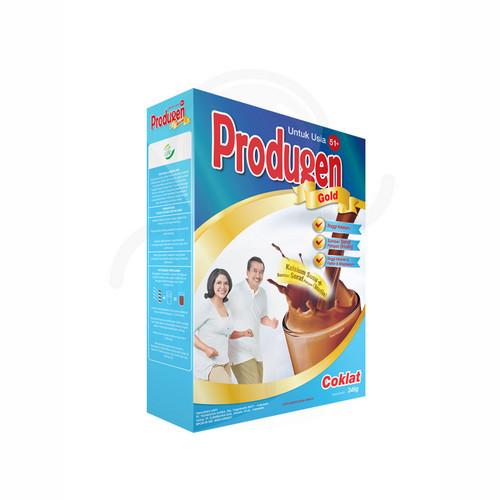 PRODUGEN GOLD RASA COKELAT 245 GRAM BOX