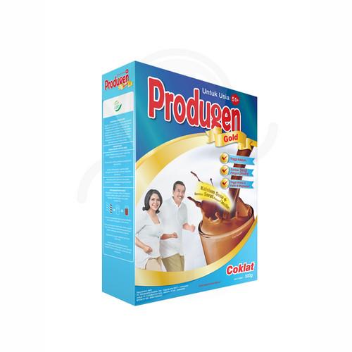PRODUGEN GOLD RASA COKELAT 500 GRAM BOX