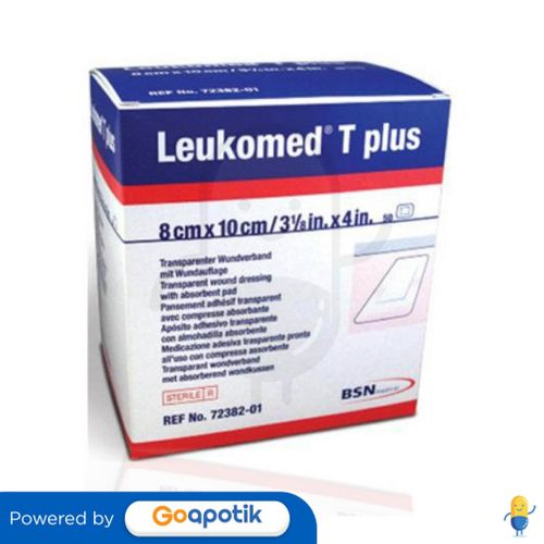 LEUKOMED T PLUS 8X10 CM