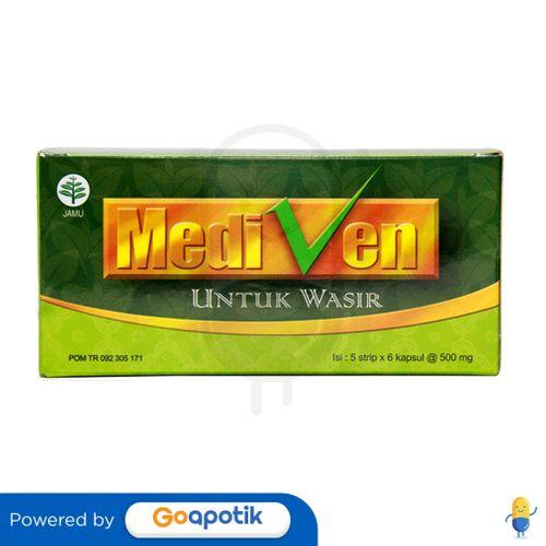 MEDIVEN BOX 30 KAPSUL