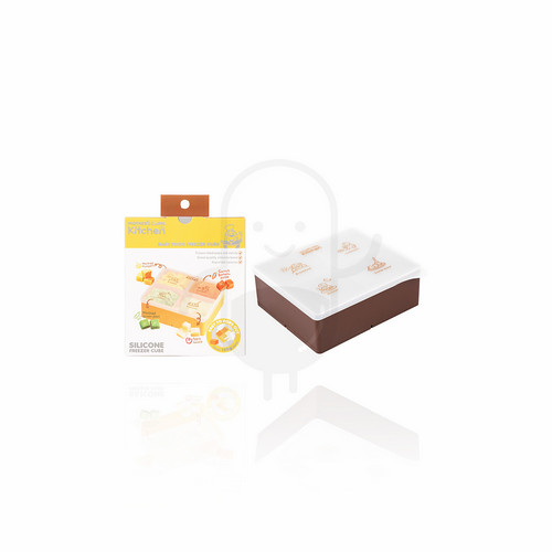 MOTHER'S CORN SILICONE FREEZER CUBES BROWN