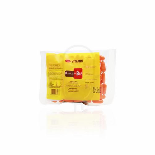 SAMCO VITAMIN B COMPLEX + B 12 BOX
